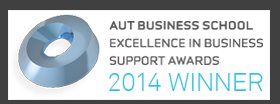 AUT Business School Awards 2014